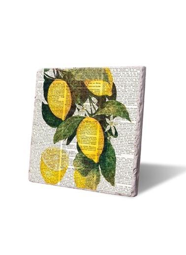 LWP Shop Retro Limonlar Nihale Sarı